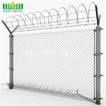 Hot Sale Diamond Fencing Chain Link Fence
