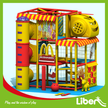 Used indoor amusement playground