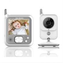 Audio Wireless Video Baby Monitor with Camera