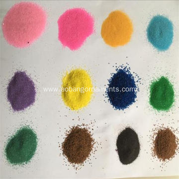 Wholesale cheap reptile dyed sand