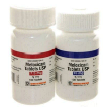 can meloxicam cause weight gain