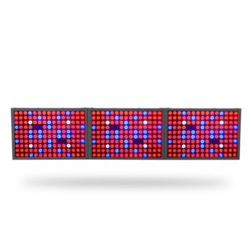 Celé spektrum 120W 600W LED Grow Light