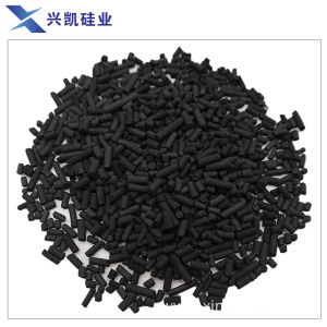 4mm coal-based activated carbon filter for gas separation