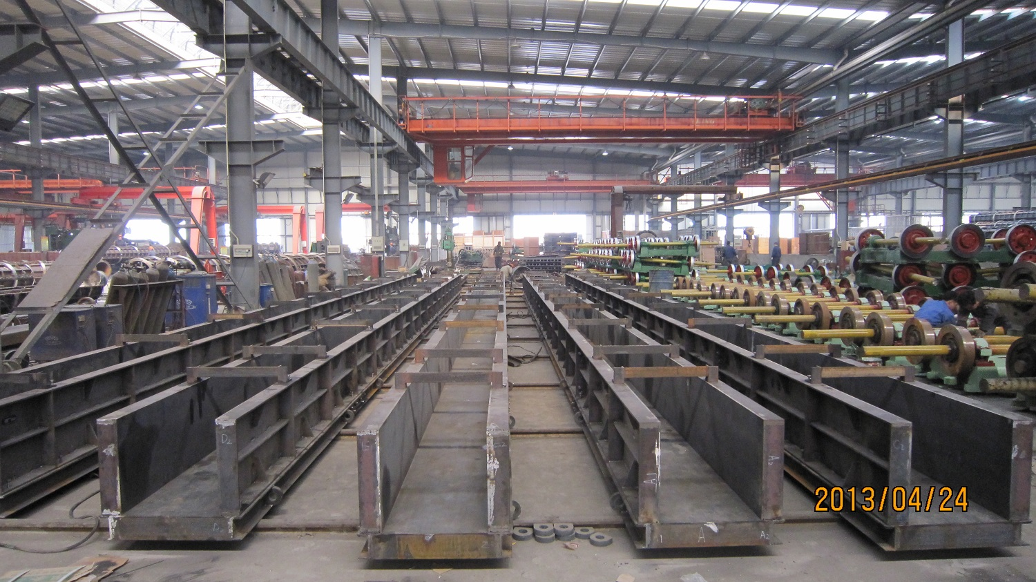 Pre-Stressed Solid Square Pile Mould-2