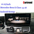 10.25 Android Screen For Mercedes-Benz E Class 13-18