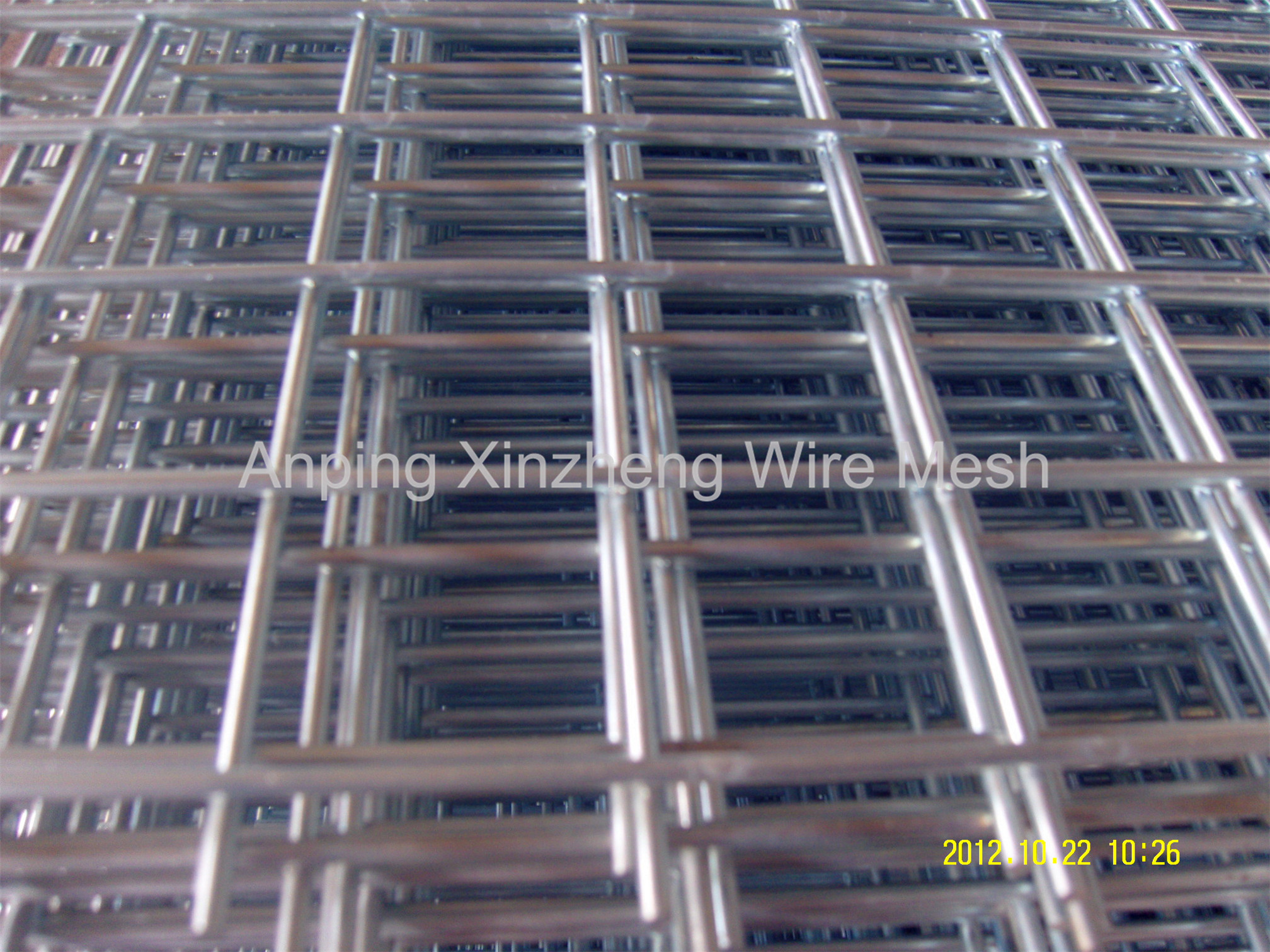 Galvanized Wire Fencing