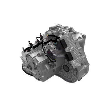Aluminium Die Casting Car Double Clutch Variable