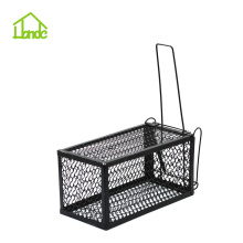 High definition Cheap Price for Small Cage Trap,Metal Rat Trap Cage,Humane Small Animal Traps,Outdoor Mouse Traps Manufacturers and Suppliers in China Spring Mouse Trap Cage Without Killing supply to Antigua and Barbuda Exporter