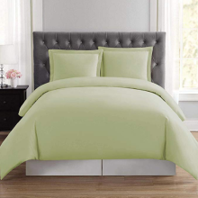 350TC Organic Cotton Percale Duvet Cover
