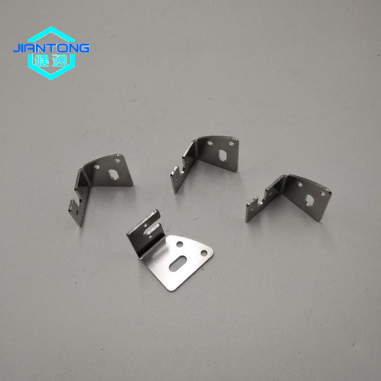 Custom Stainless Steel Sheet Metal Bending Stamping Part 5