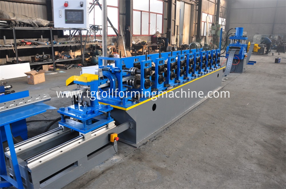 Metal Shelf storage Beam Machinery
