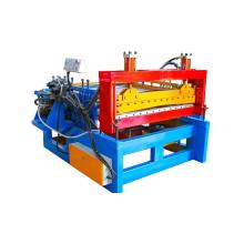 New metal steel sheet flattening forming machine