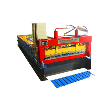 colour roof sheet roll forming machine price