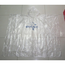 cheap price stock PE rain poncho