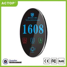 weak current intelligent doorplate for smart hotel