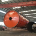 guranteed tires pyrolysis equipment