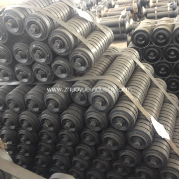 Belt Conveyor Parts Conveyor Belt Impact Roller Idlers