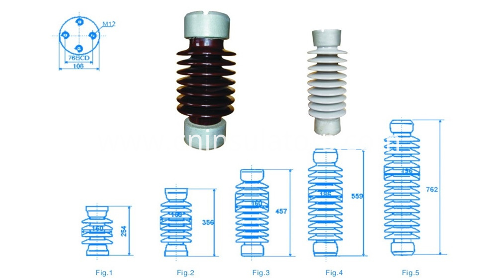 STAION POST INSULATOR