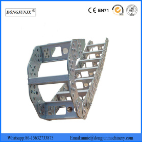CNC Steel Energy Cable Carrier Chain