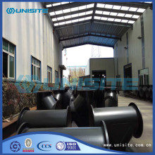 Holiday sales for Y Pipe Exhaust Steel stainless exhaust y pipes supply to Belize Factory