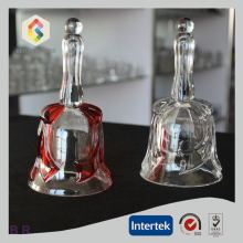 Bowknot Decorative Bell Shaped Glass Decors