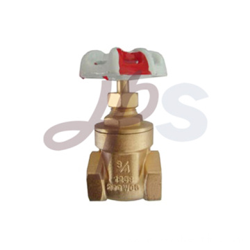 Brass gate valves 200WOG