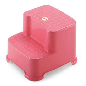 Baby double plastic footstool Toilet Height Step