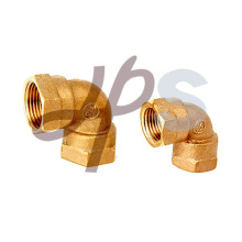 Bronze Female thread 90 elbow fitting