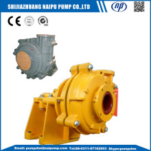 Slurry handling centrifugal mud pump for diamond mining slurry transfer