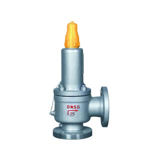 Full open Sealed Type Safety Valve/High Temperature Valve