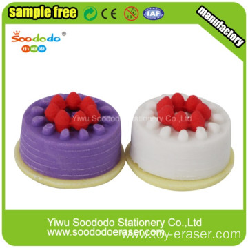 2014 New Design High Quality and Low Price Cake Eraser