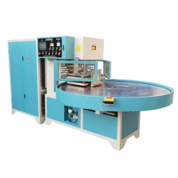 Automatic turntable table High frequency welding machine