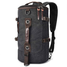Custom Travel Men Smart Duffle Bag Backpack