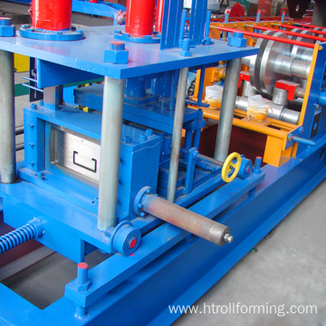 OEM steel sheet c z forming machine manufacture