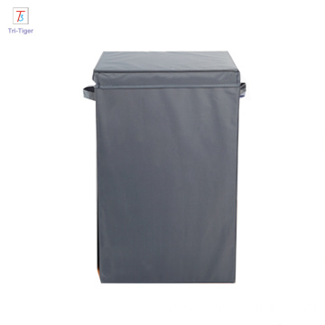 Laundry Clothing recycle bin Dirty clothes storage box basket cube Laundry Basket