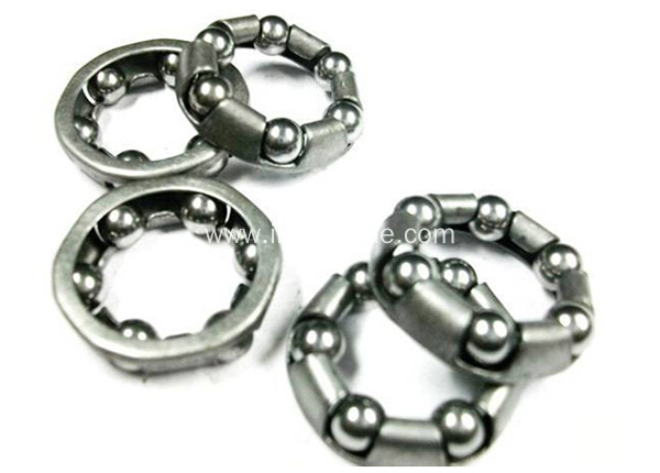 Steel Ball Bearing Retainer Bikes Parts
