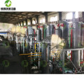 New Technology Fully Automatic Scrap Tyre Pyrolysis Plant