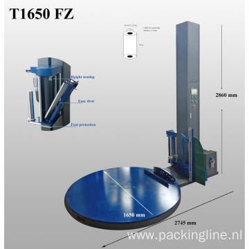 Single Automatic Pallet Packing Machine