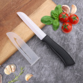4 inches ceramic santoku knife with sheath