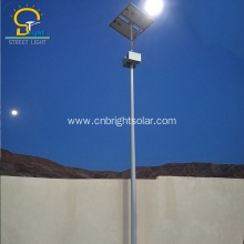 Bottom price for 120W Solar Led Street Light 10M 120W Solar Street Light High Brightness supply to Hungary Factories