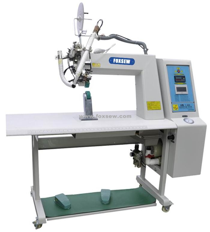 hot-air-seam-sealing-machine
