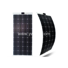 factory low price Used for Foldable Solar Charger Flexible Solar Panel Single Crystal Power Generation System supply to Maldives Factories