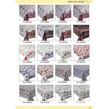Best and Choice Vinyl tablecloths cotton polyester