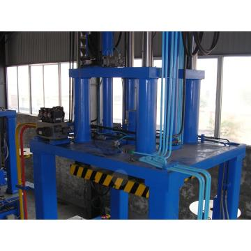 A Gima low pressure casting machine