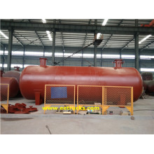 China for 50000L Propane Mouned Tanks ASME 8000 Gallon Mounded LPG Bullets supply to Colombia Suppliers