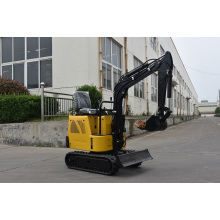 Crawler small digger mini excavator for sale