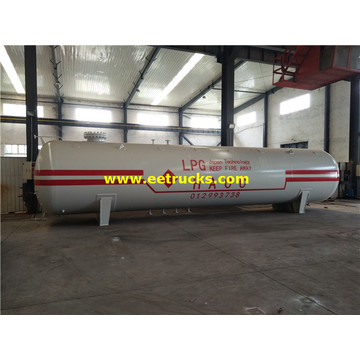 50cbm Industrial Propane Aboveground Tanks