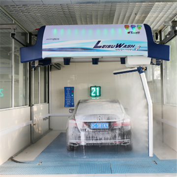 Touch free automatic car wash machine Leisuwash360