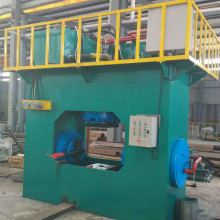 stainless steel cold forming tee machine