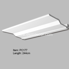 China supplier OEM for Decorative Lighting Boxes Polyurethane Plain Indirect Lighting Elements supply to India Exporter